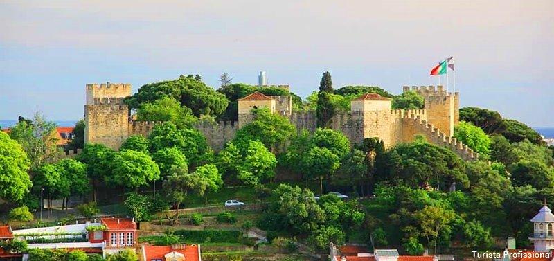 castelo de sao jorge em lisboa - O que fazer em Lisboa