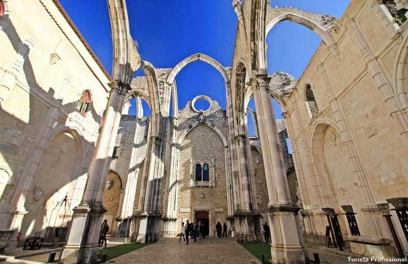 convento do carmo em lisboa - Convento do Carmo em Lisboa