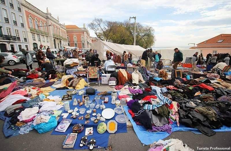 feira da ladra lisboa - O que fazer em Lisboa