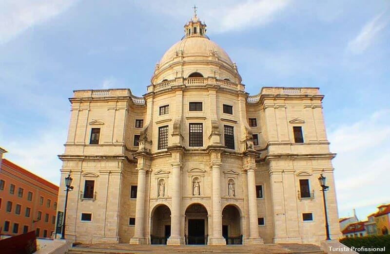 panteao nacional de lisboa - O que fazer em Lisboa