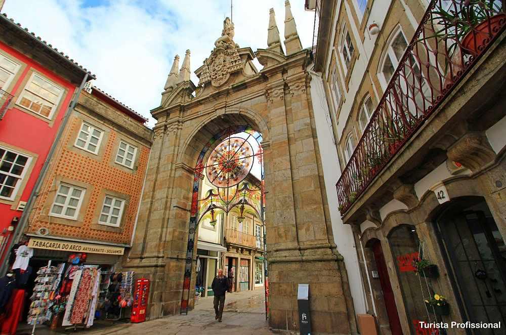 arco de braga portugal - Braga Portugal: dicas de viagem