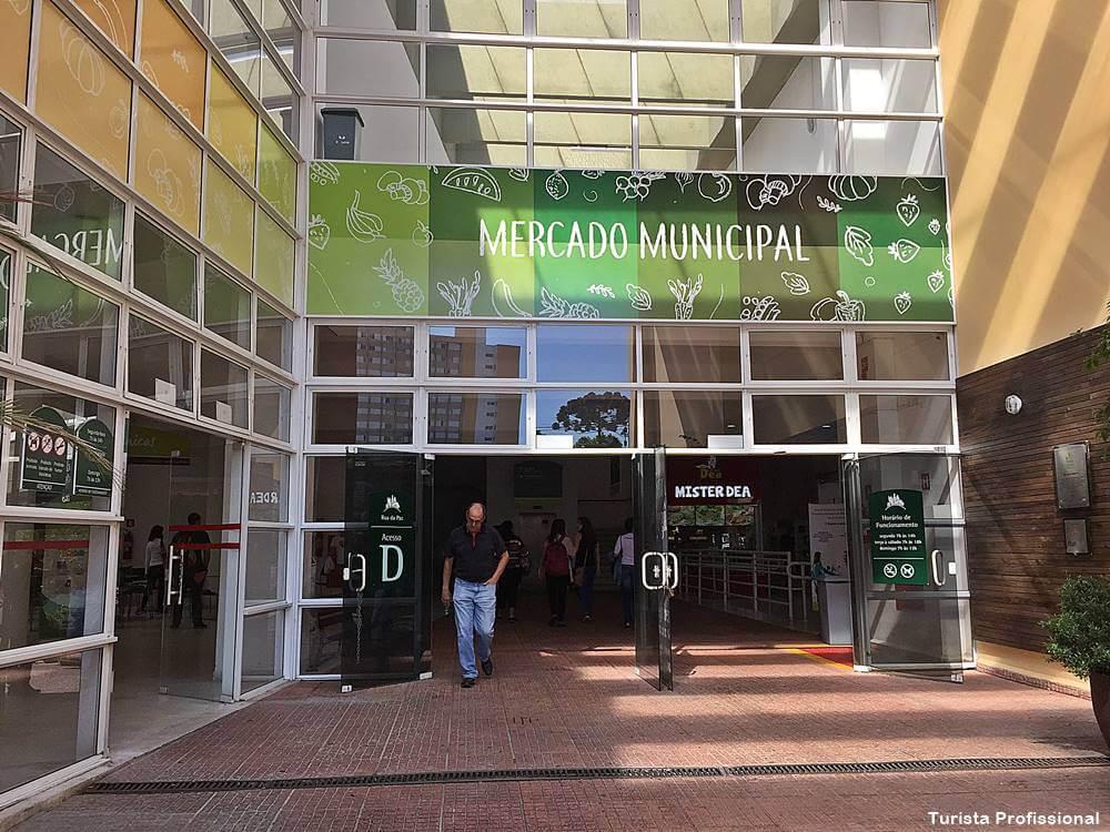 mercado municipal de curitiba - Pontos turísticos de Curitiba
