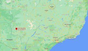 parque nacional da serra da bodoquena