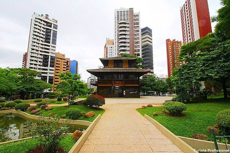 praca do japao curitiba - Pontos turísticos de Curitiba