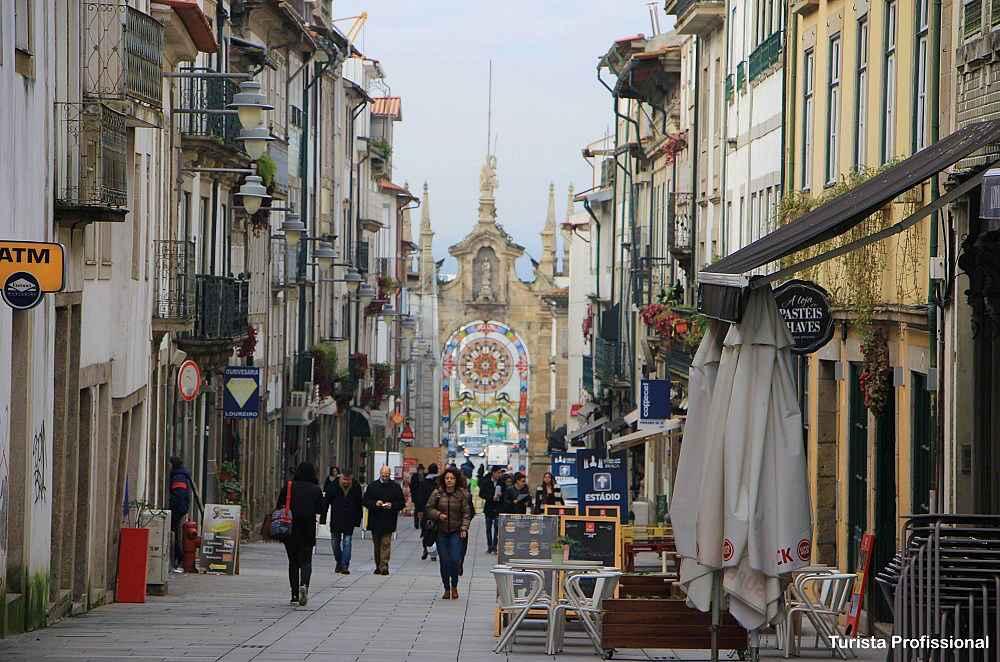 ruas de braga - Braga Portugal: dicas de viagem