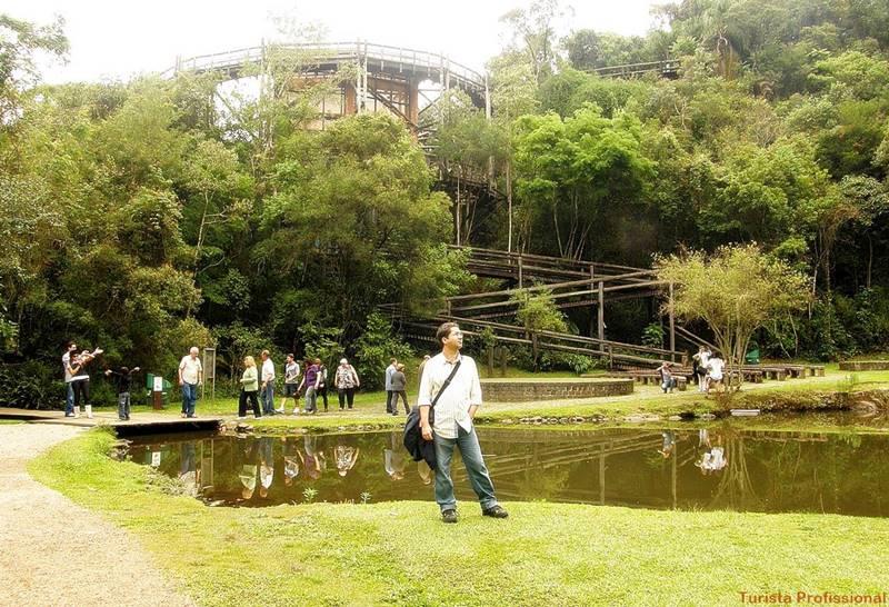 unilivre curitiba - Pontos turísticos de Curitiba