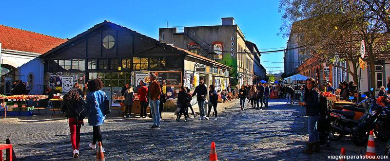 o que fazer em lisboa - LX Factory, o lado cool de Lisboa