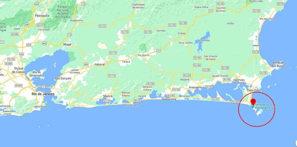 onde fica arraial do cabo 1024x508 - Onde fica Arraial do Cabo