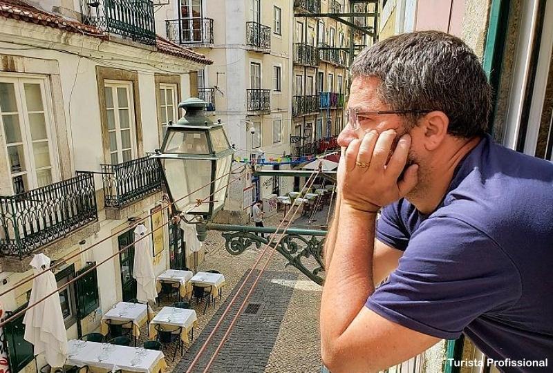 ruas de Lisboa - Feriados em Lisboa