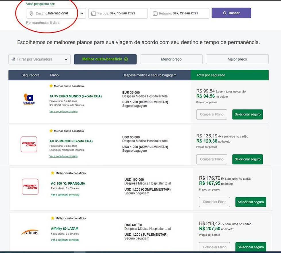 seguro viagem mexico - Seguro Viagem México