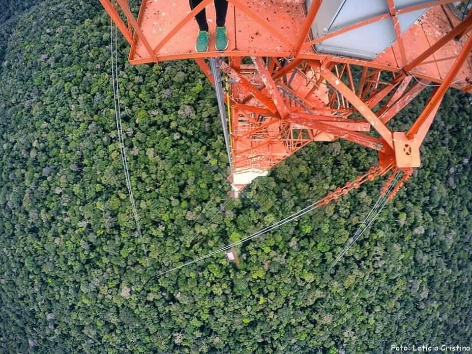 amazon tower - 10 lugares para conhecer no Brasil