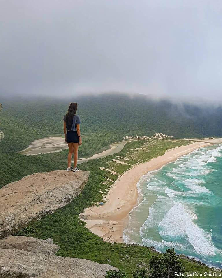 lagoinha do leste - 10 lugares para conhecer no Brasil