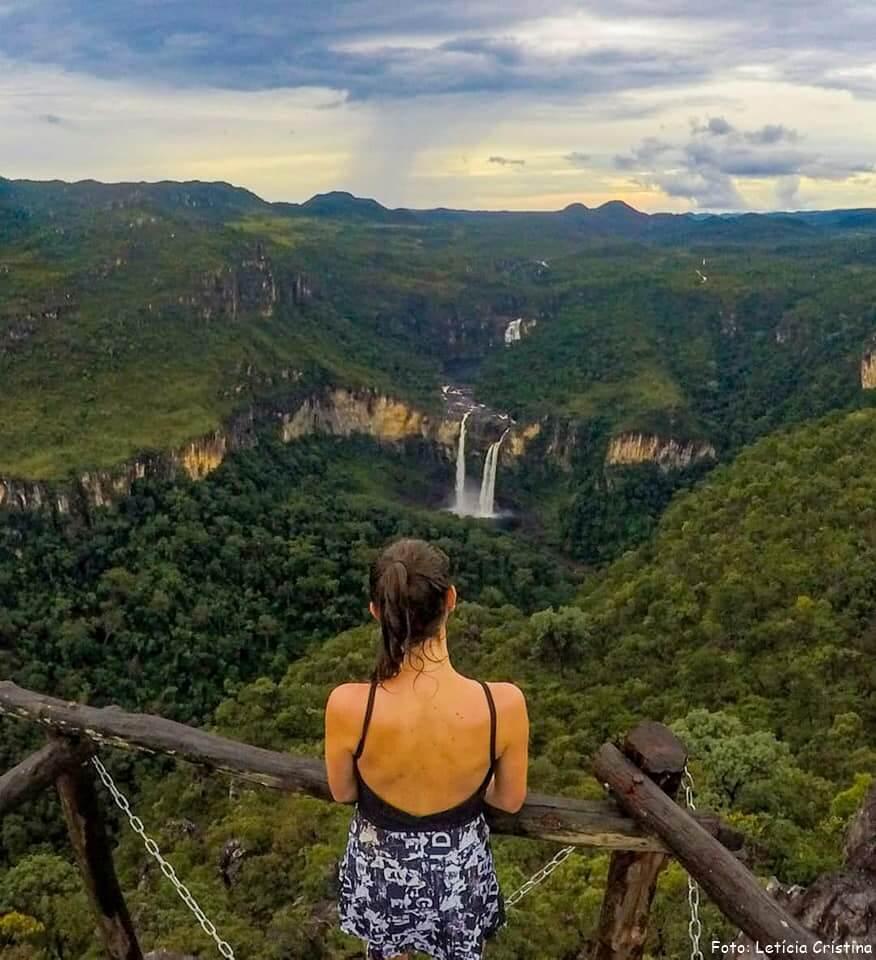 mirante da janela - 10 lugares para conhecer no Brasil