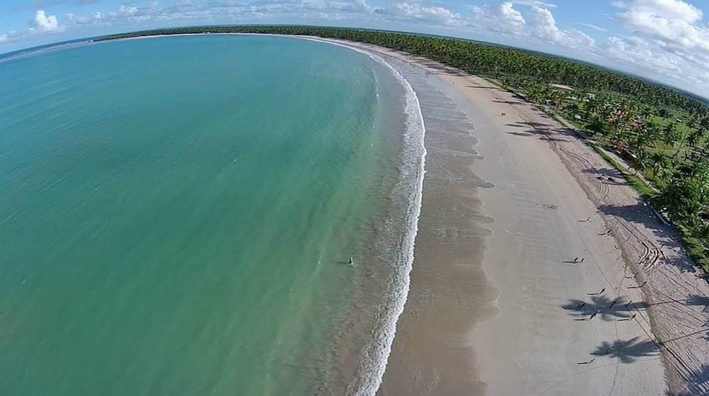 praia de garapua morro de sao paulo - Onde fica Morro de São Paulo