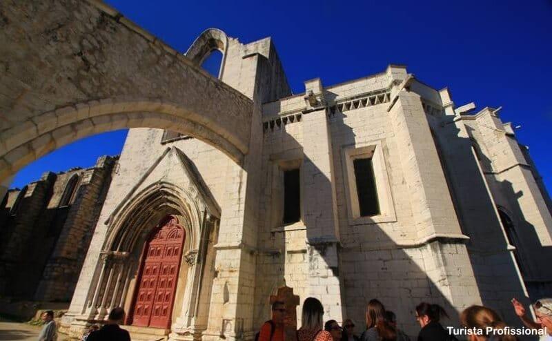 predio do convento do carmo - Convento do Carmo em Lisboa