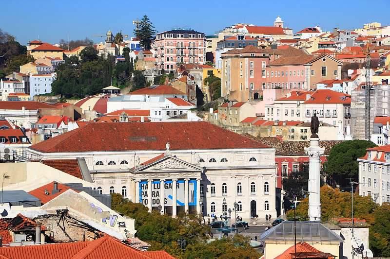 rossio lisboa - O que fazer em Lisboa
