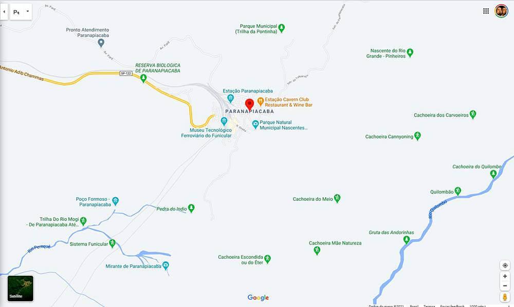 cachoeiras em paranapiacaba - Paranapiacaba: como chegar, o que fazer, trilhas, onde ficar e outras dicas