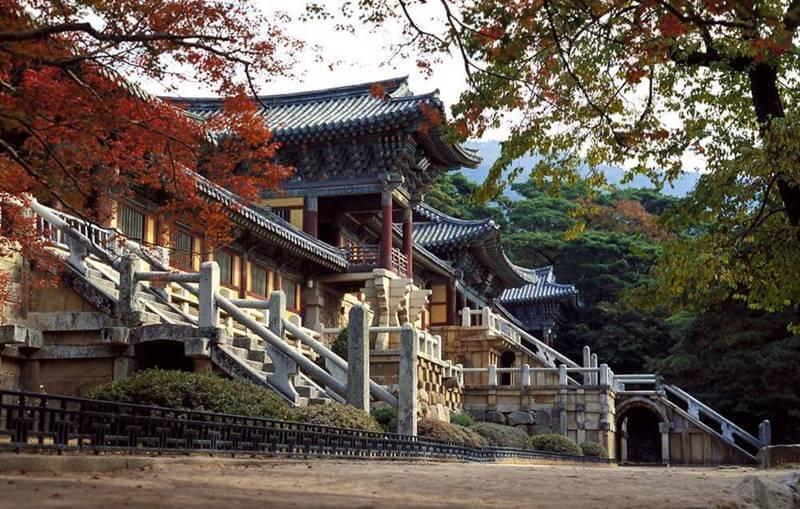 Bulguksa temple korea - 20 Pontos Turísticos da Coreia do Sul