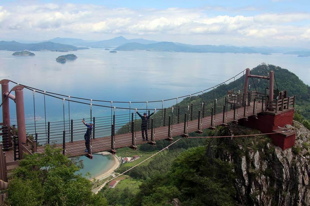 Ilha Saryangdo Coreia do Sul - 20 Pontos Turísticos da Coreia do Sul