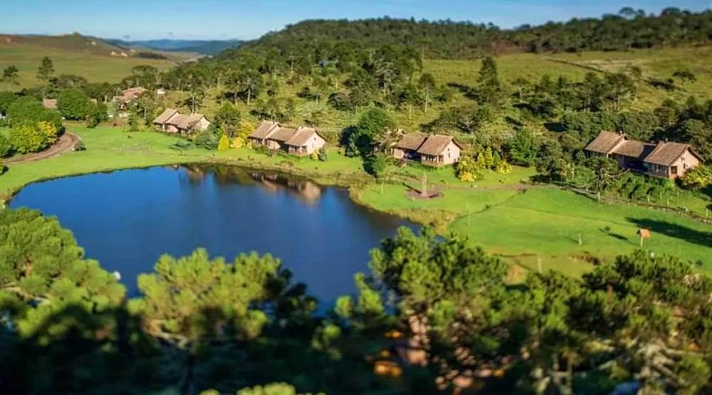 ecoresort rio do rastro - Serra do Rio do Rastro, Santa Catarina
