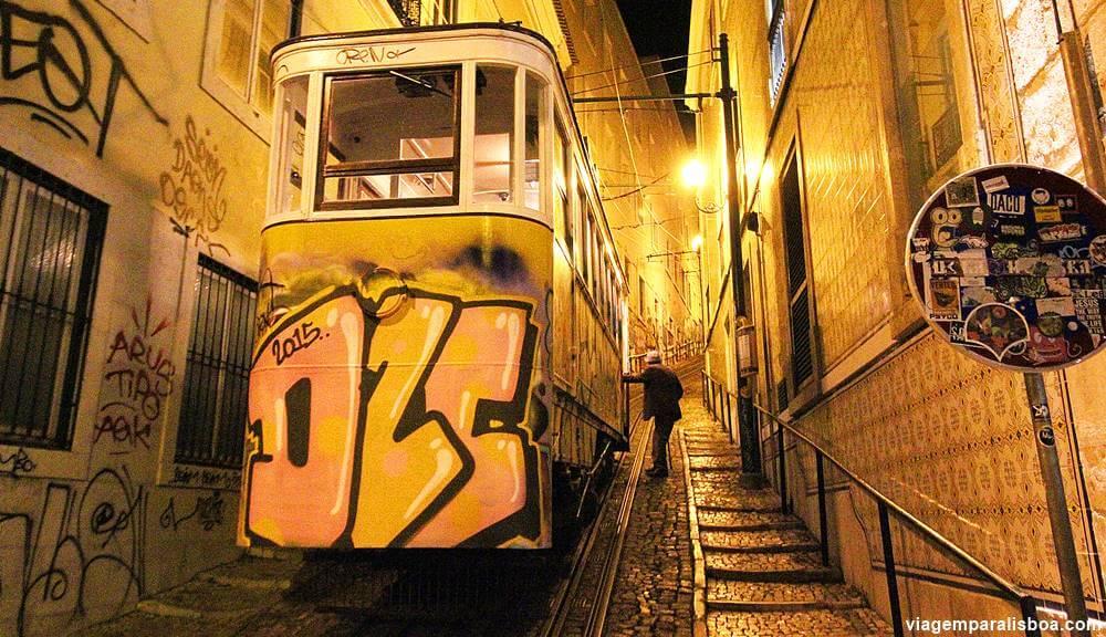 elevadores em lisboa - Conheça os 4 elevadores em Lisboa