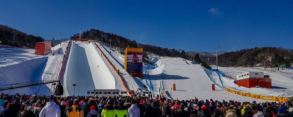 estacao de esqui na coreia - 20 Pontos Turísticos da Coreia do Sul