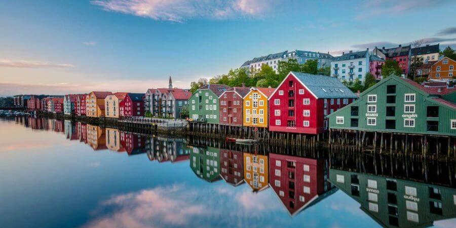 cidades norueguesas