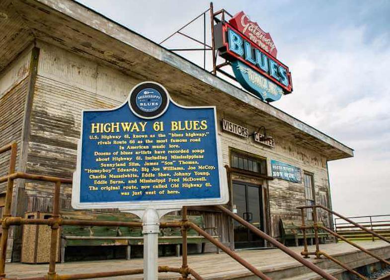 Tunica Gateway to the Blues nos EUA - Sul dos Estados Unidos: cidades, atrações e dicas de viagem