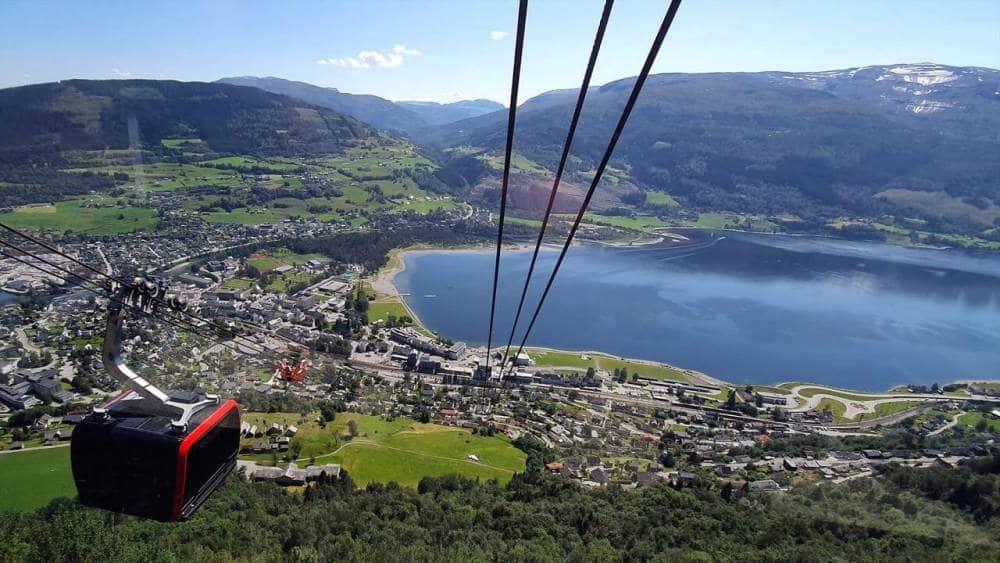 Voss Noruega - 21 cidades da Noruega que você precisa visitar!