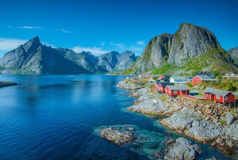 ilhas lofoten noruega - 21 cidades da Noruega que você precisa visitar!