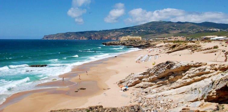 Praia da Cresmina - Praias perto de Lisboa
