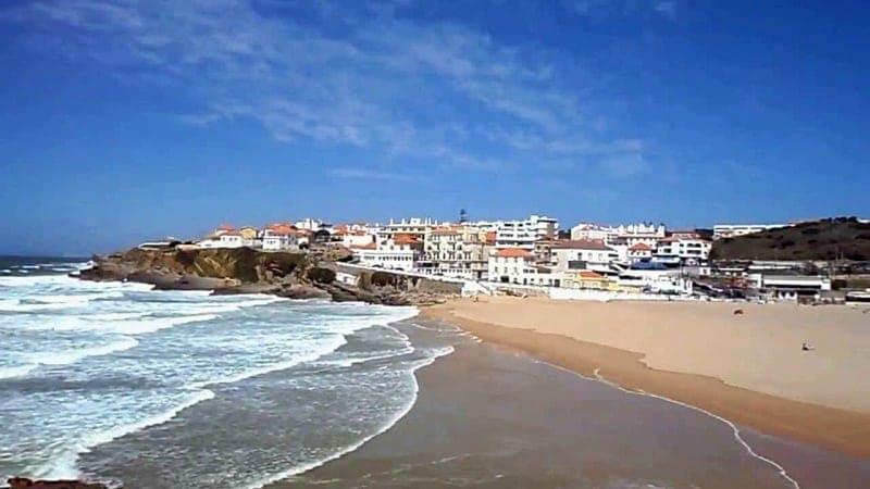 Praia das Macas - Praias perto de Lisboa