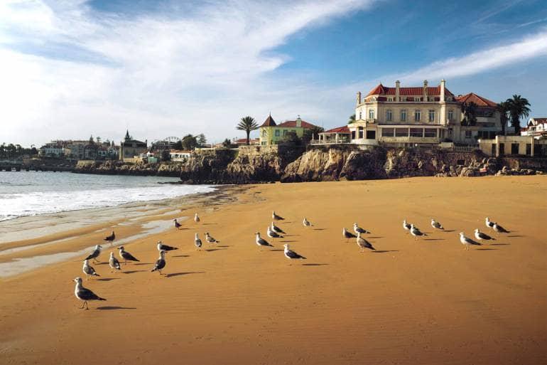 praia conceicao cascais - Praias perto de Lisboa