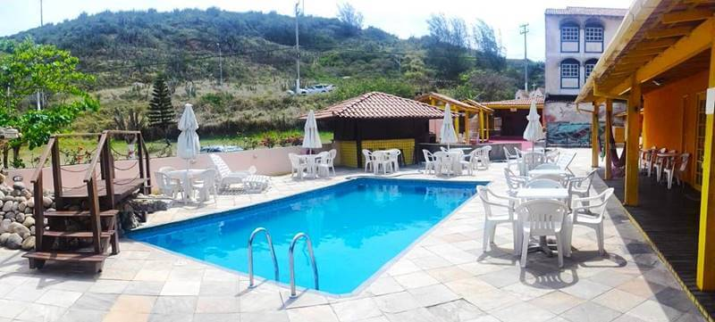 hotel em arraial do cabo - Pousadas em Arraial do Cabo