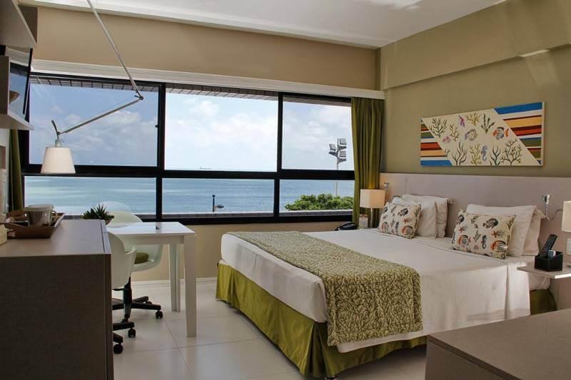 hotel em fortaleza beira mar - Hotéis em Fortaleza: as 20 melhores opções e mais dicas