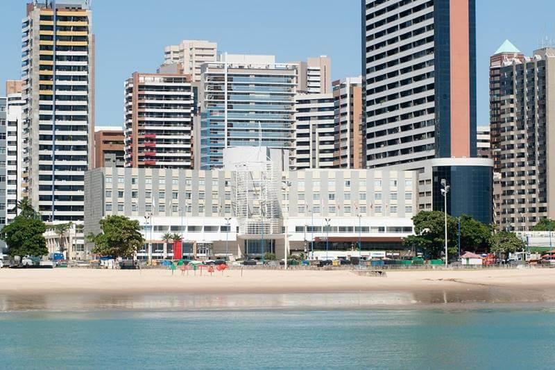 hotel em fortaleza em frente a praia - Hotéis em Fortaleza: as 20 melhores opções e mais dicas