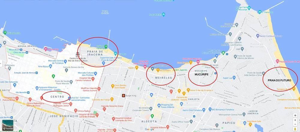 onde ficar em fortaleza - Hotéis em Fortaleza: as 20 melhores opções e mais dicas