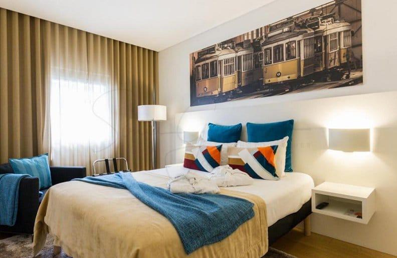 Ibis Lisboa 1 - Hotéis perto do aeroporto de Lisboa