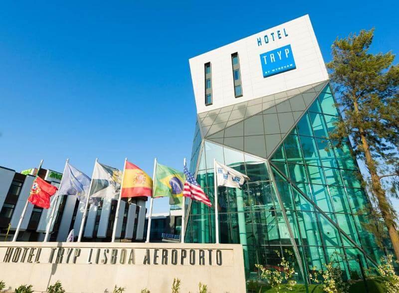 hoteis proximo ao aeroporto de Lisboa - Hotéis perto do aeroporto de Lisboa